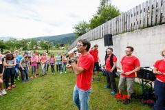 Abenteuercamp 2016
