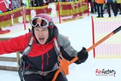 Tag 2 - 1. Skitag, Casino Night