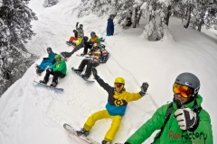Tag 3 - Freestyle, Piste, Therme